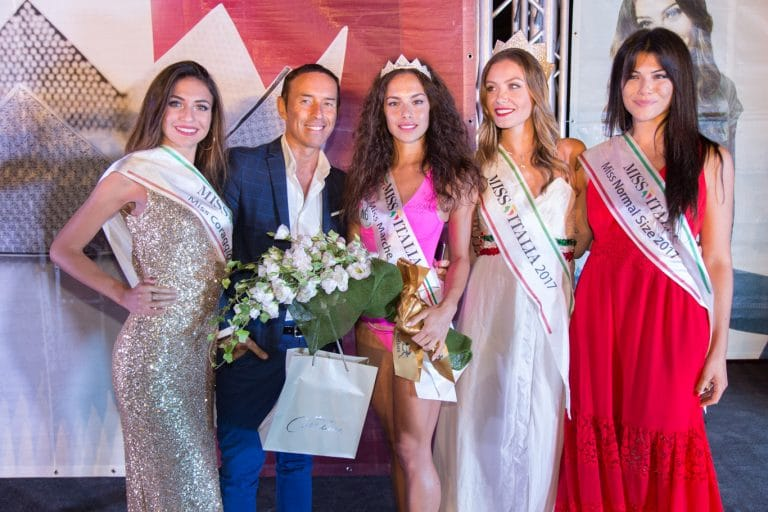 foto finale regionale marche miss italia 2018 premiazione Carlotta Maggiorana