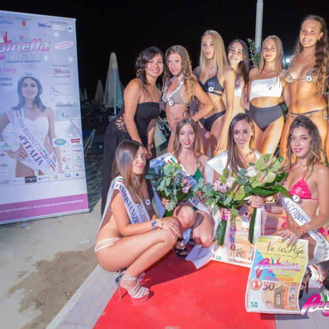 miss reginetta d'italia marche 2019